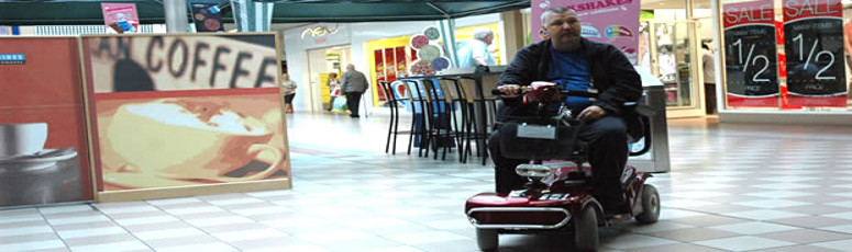 Hartlepool Shopmobility